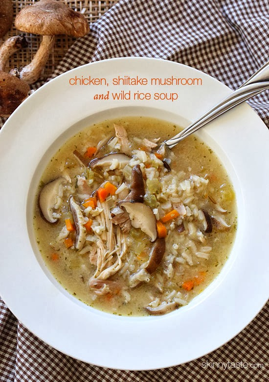healthy-Chicken-Shiitake-and-Wild-Rice-Soup