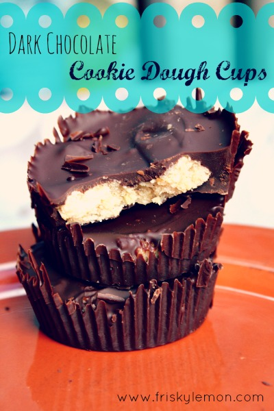 Dark-Chocolate-Cookie-Dough-Cups