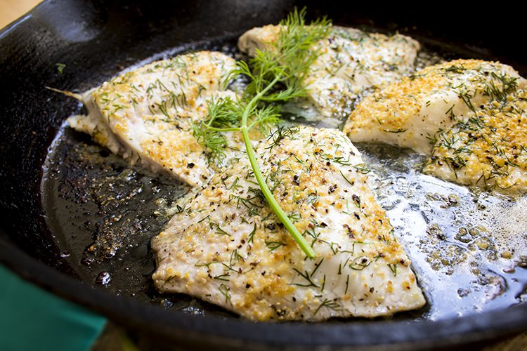 Skinny Lemon Tilapia Recipe