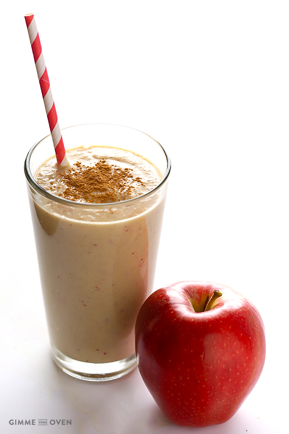 apple pie weight loss smoothie