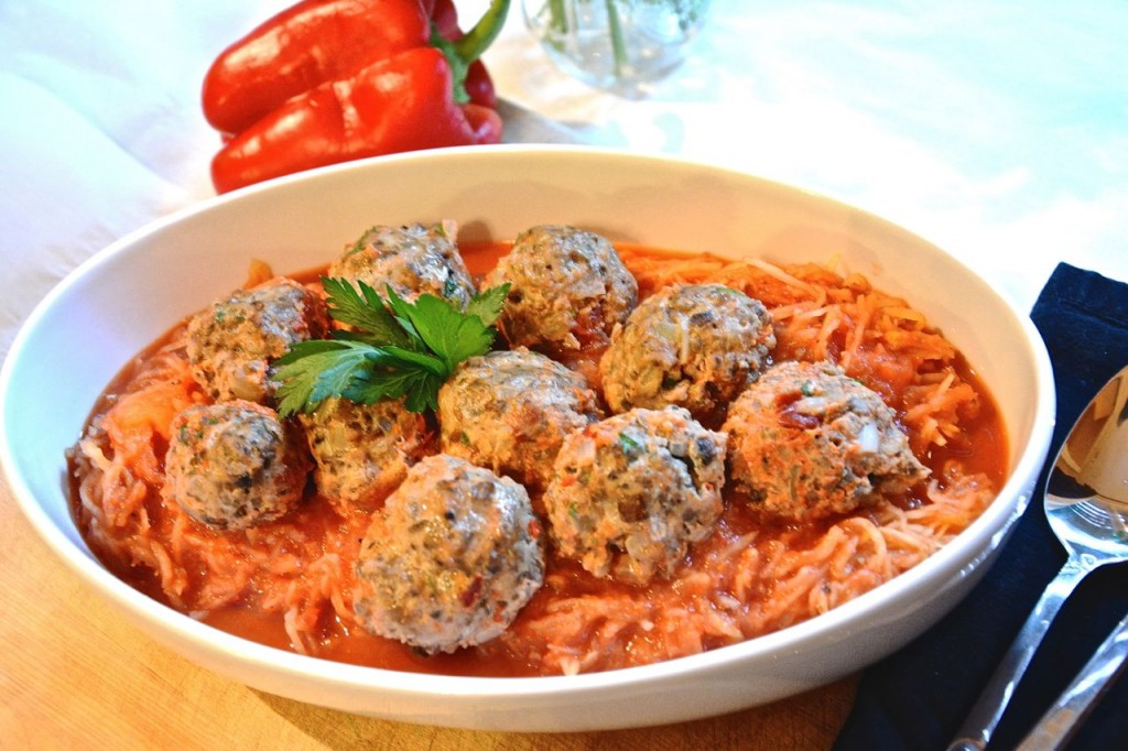 sun dried tomato meatballs low carb recipe